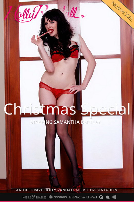 Samantha Bentley - `Christmas Special` - by Holly Randall for HOLLYRANDALL