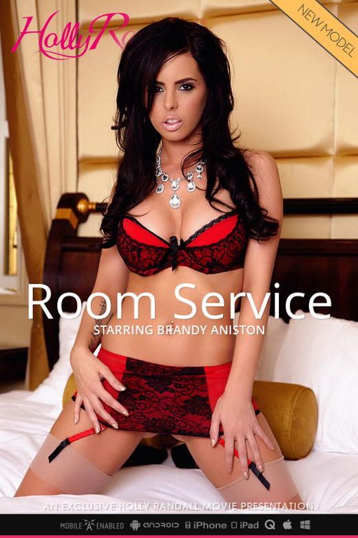 Brandy Aniston - `Room Service` - by Holly Randall for HOLLYRANDALL