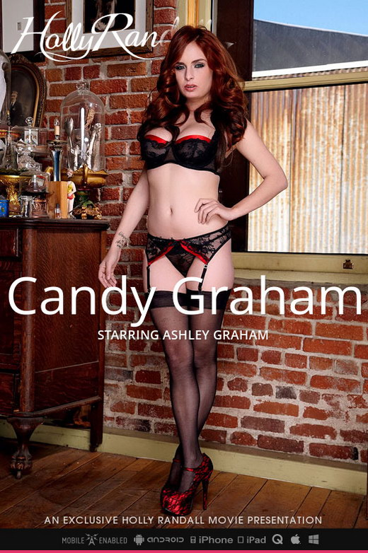 Ashley Graham - `Candy Graham` - by Holly Randall for HOLLYRANDALL