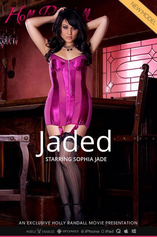Sophia Jade - `Jaded` - by Holly Randall for HOLLYRANDALL