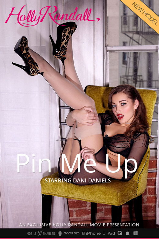 Dani Daniels - `Pin Me Up` - by Holly Randall for HOLLYRANDALL