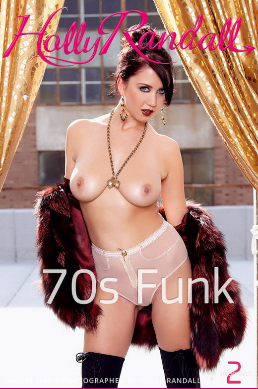 Chrissy Marie - `70s Funk` - by Holly Randall for HOLLYRANDALL
