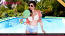 Shay Laren in Poolside Vegas-Style video from HOLLYRANDALL by Holly Randall
