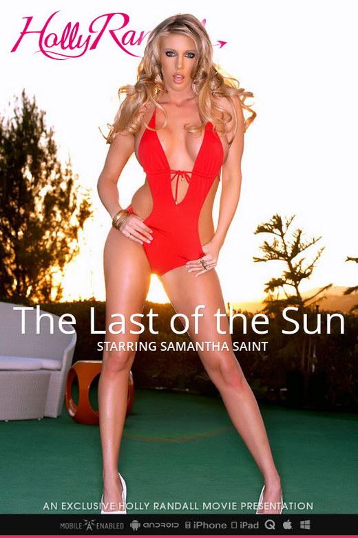 Samantha Saint - `The Last of the Sun` - by Holly Randall for HOLLYRANDALL