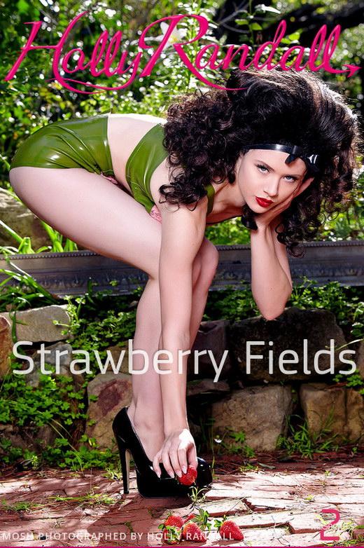 Mosh - `Strawberry Fields` - by Holly Randall for HOLLYRANDALL