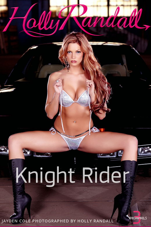 Jayden Cole - `Knight Rider` - by Holly Randall for HOLLYRANDALL