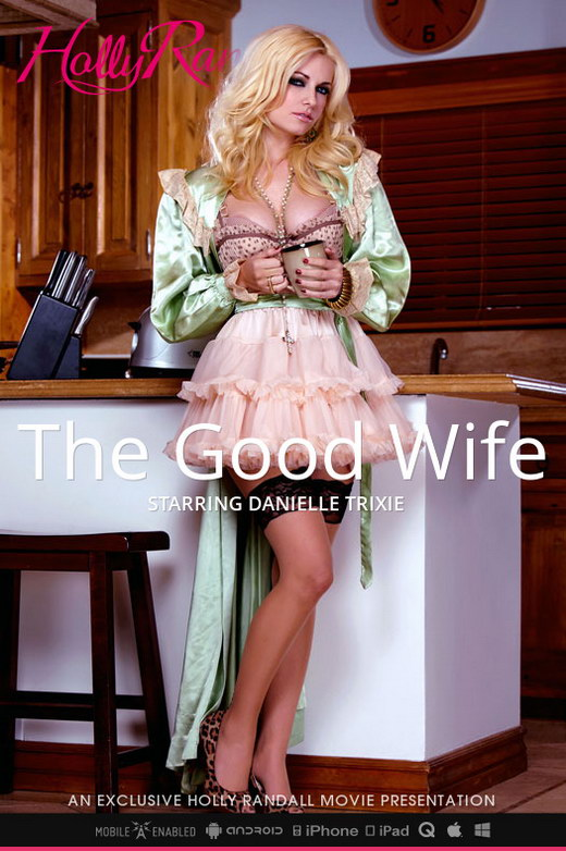 Danielle Trixie - `The Good Wife` - by Holly Randall for HOLLYRANDALL