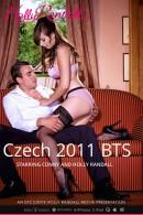 Conny & Holly Randall - Czech 2011 BTS