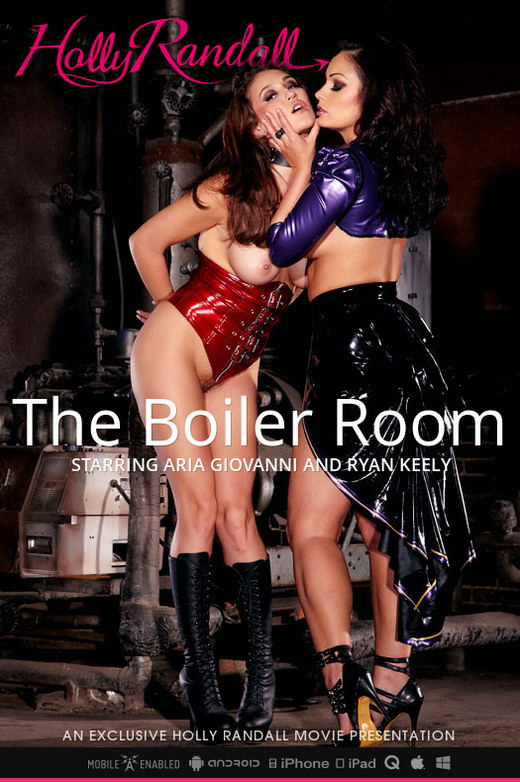 Aria Giovanni & Ryan Keely - `The Boiler Room` - by Holly Randall for HOLLYRANDALL
