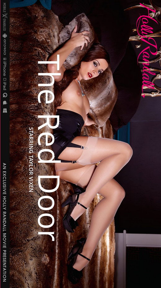 Taylor Vixen - `The Red Door` - by Holly Randall for HOLLYRANDALL