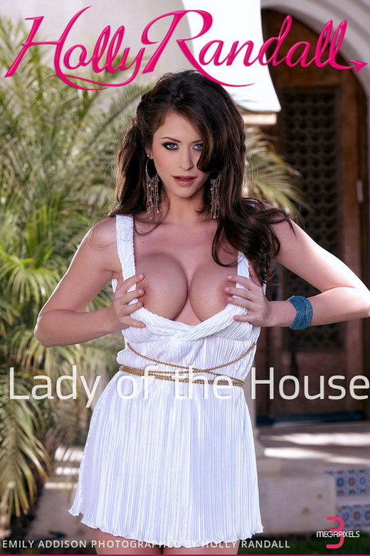Emily Addison - `Lady of the House` - by Holly Randall for HOLLYRANDALL