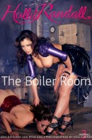 Aria Giovanni & Ryan Keely in The Boiler Room gallery from HOLLYRANDALL by Holly Randall