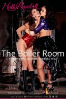 Aria Giovanni & Ryan Keely in The Boiler Room video from HOLLYRANDALL by Holly Randall