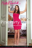 Lizzie Ryan - Pink Party Dress
