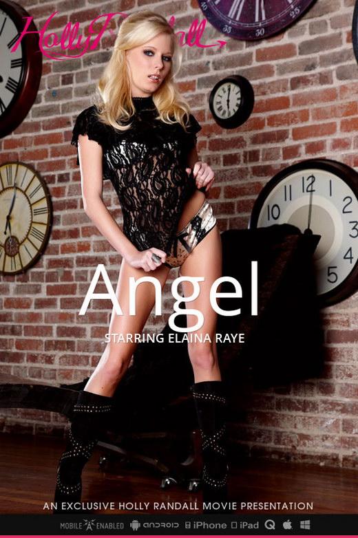 Elaina Raye - `Angel` - by Holly Randall for HOLLYRANDALL