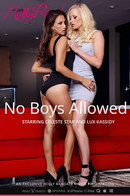Celeste Star & Lux Kassidy - No Boys Allowed