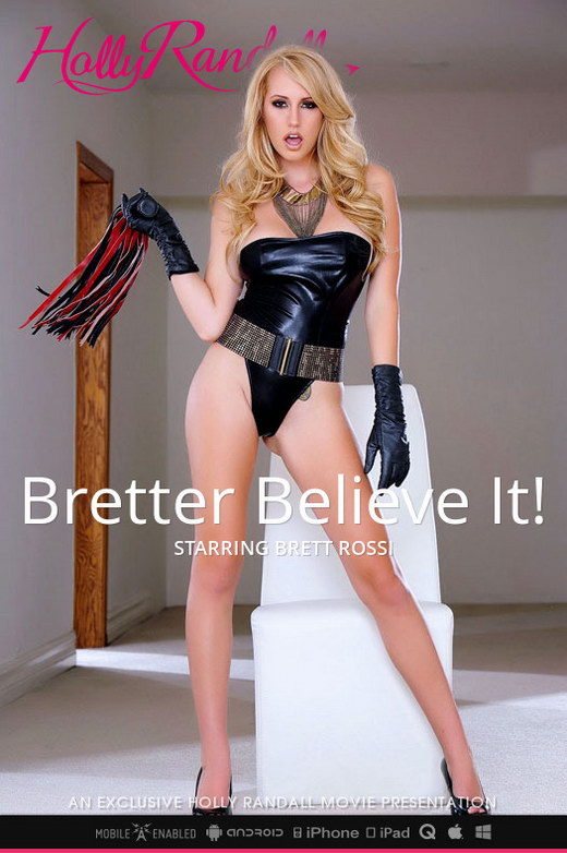 Brett Rossi - `Bretter Believe It!` - by Holly Randall for HOLLYRANDALL