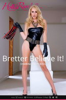 Brett Rossi in Bretter Believe It! video from HOLLYRANDALL by Holly Randall