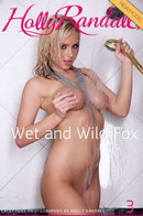 Wet and Wild Fox