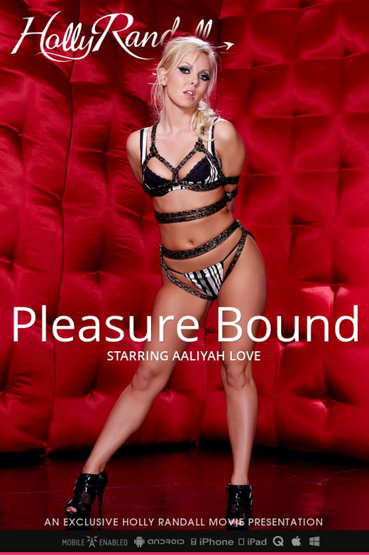 Aaliyah Love in Pleasure Bound video from HOLLYRANDALL by Holly Randall