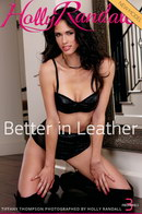 Tiffany Thompson - Better in Leather