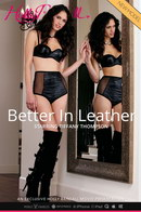 Better In Leather