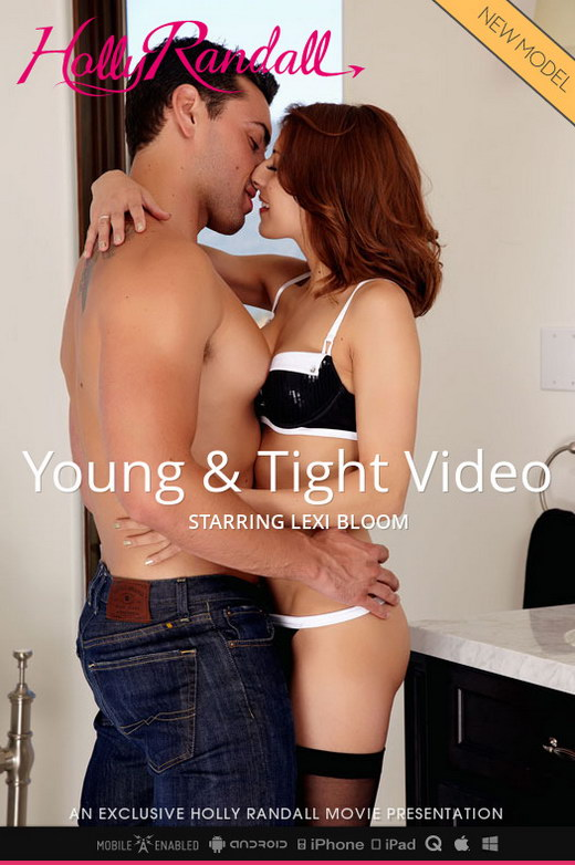 Lexi Bloom - `Young & Tight Video` - by Holly Randall for HOLLYRANDALL
