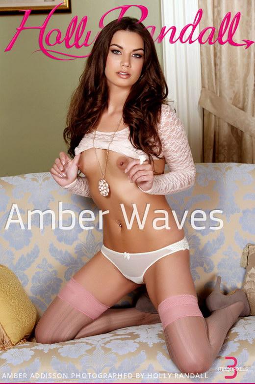 Amber Addisson - `Amber Waves` - by Holly Randall for HOLLYRANDALL