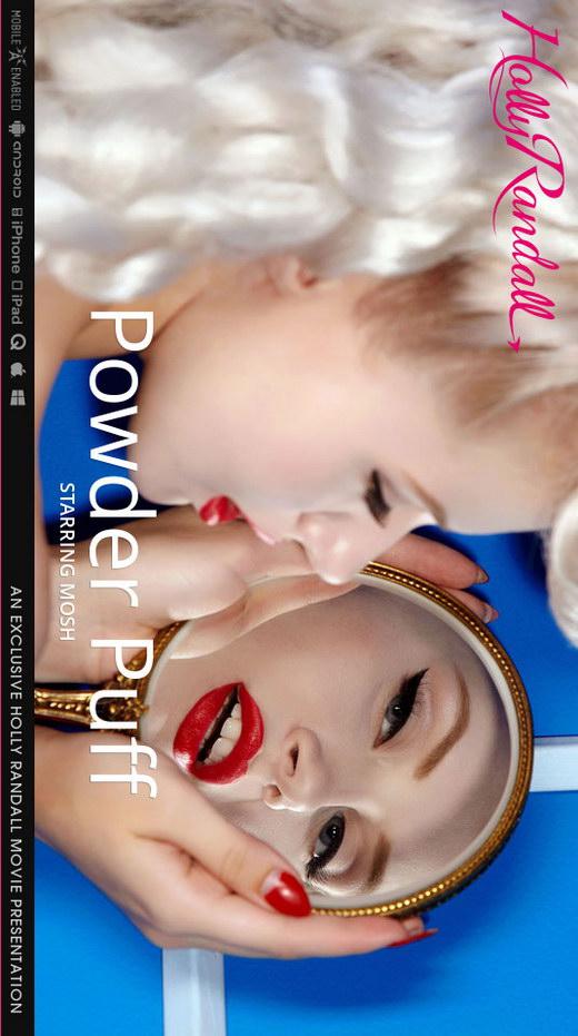 Mosh - `Powder Puff` - by Holly Randall for HOLLYRANDALL