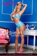 Barbie in Latex