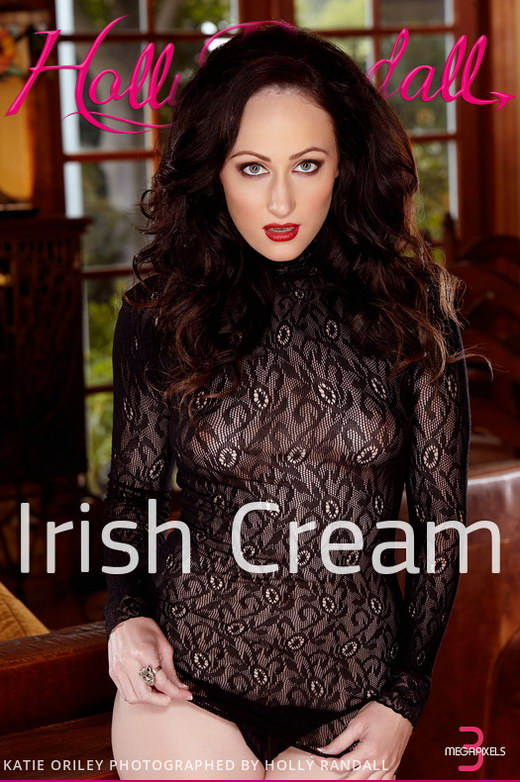 Katie O\'Riley - `Irish Cream` - by Holly Randall for HOLLYRANDALL