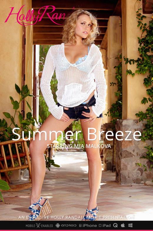 Mia Malkova - `Summer Breeze` - by Holly Randall for HOLLYRANDALL