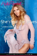 She's got the Blues