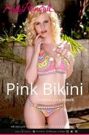 Catie Parker - Pink Bikini