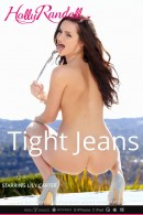 Lily Carter - Tight Jeans