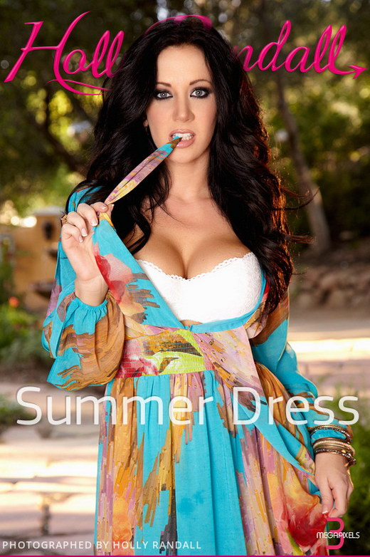 Jayden Jaymes - `Summer Dress` - by Holly Randall for HOLLYRANDALL