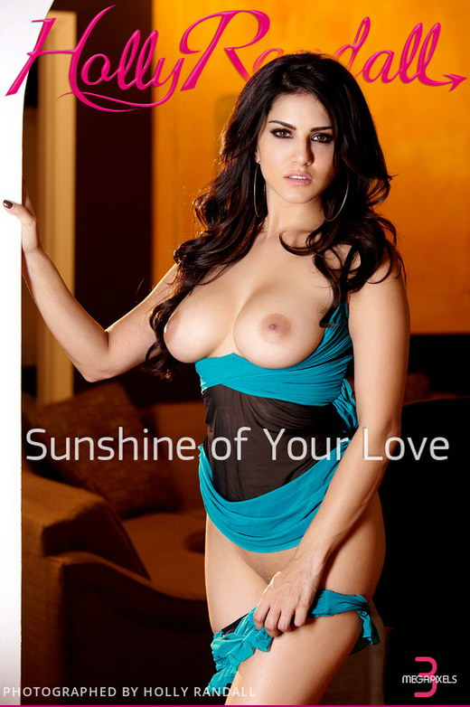 Sunny Leone - `Sunshine of Your Love` - by Holly Randall for HOLLYRANDALL