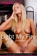 Miela - Light My Fire