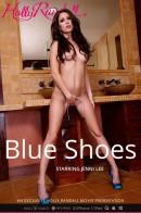 Jenni Lee - Blue Shoes