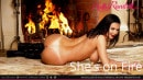 Veronica Avluv in She's On Fire video from HOLLYRANDALL by Holly Randall