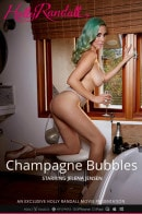 Jelena Jensen in Champagne Bubbles video from HOLLYRANDALL by Holly Randall