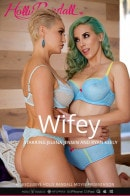 Jelena Jensen & Ryan Keely in Wifey video from HOLLYRANDALL by Holly Randall