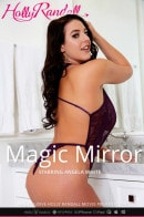 Angela White in Magic Mirror video from HOLLYRANDALL by Holly Randall