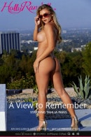 Tahlia Paris in A View To Remember video from HOLLYRANDALL by Holly Randall