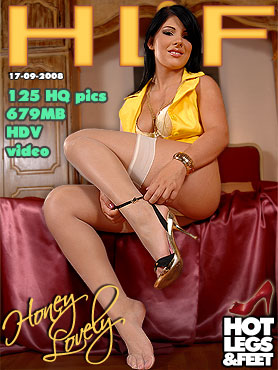 Honey Lovely - `50055h` - for HOTLEGSANDFEET