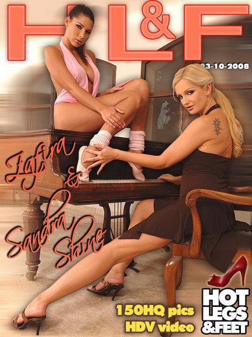 Zafira & Sandra Shine - `9185h` - for HOTLEGSANDFEET