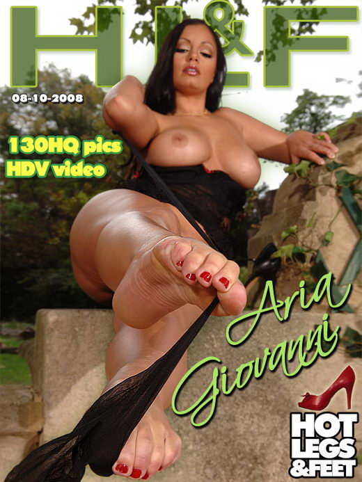 Aria Giovanni - `50141h` - for HOTLEGSANDFEET