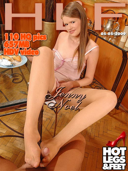 Jenny Noel - `123fjh` - for HOTLEGSANDFEET