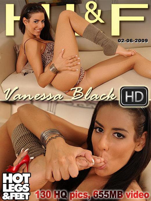 Vanessa Black - `50245h` - for HOTLEGSANDFEET