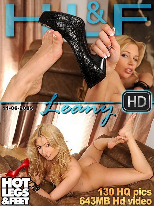 Leany - `50248h` - for HOTLEGSANDFEET
